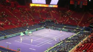 Certamen Open París-Bercy en el polideportivo Bercy de la capital francesa.