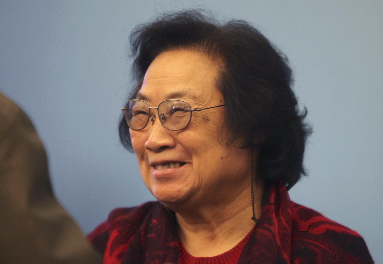 A chinesa Youyou Tu