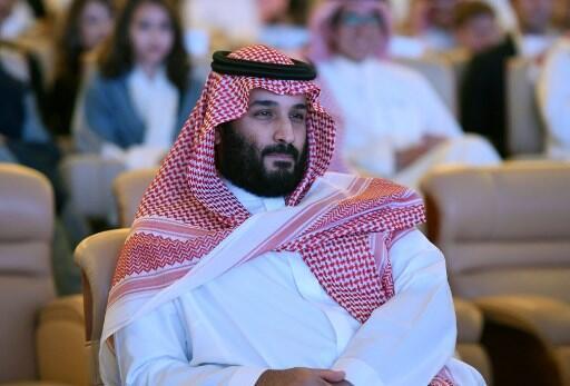 沙特王储穆哈默德本撒勒曼(Mohammed ben Salmane)