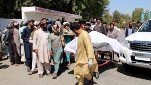 Wani harin Taliban a Afghanistan