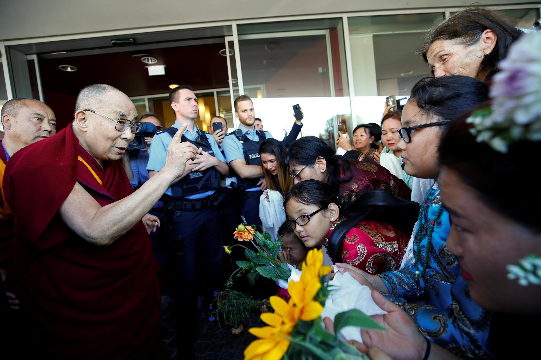 Đức Đạt Lai Lạt Ma gặp gỡ người Tây Tạng tại Đức ngày 18/09/2018. Lãnh đạo tinh thần của người Tây Tạng lên án những người làm trái với lời dạy của Đức Phật.