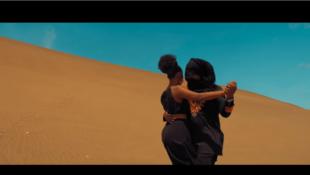 Capture d'écran du clip Akouna Manno Beats Feat Afrotonix & Vox Sambou de l'artiste Manno Beats