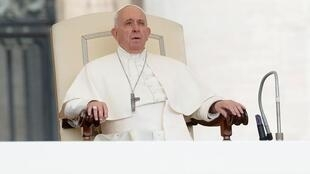 羅馬教宗方濟各資料圖片