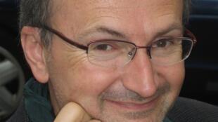 L'écrivain et journaliste Eric Fottorino.
