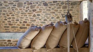 Sacs de farine (image d'illustration).