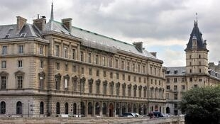 Здание уголовной полиции Парижа на набережной Ювелиров, 36