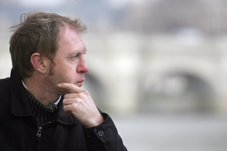 L'écrivain Vincent Ravalec.
