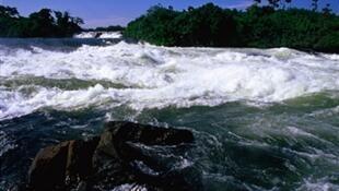 Les chutes de Bujagali.