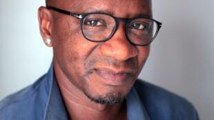 Portrait de l'écrivain Wilfried N'Sondé, à l'occasion de la sortie de son roman «Un océan deux mers, trois continents».