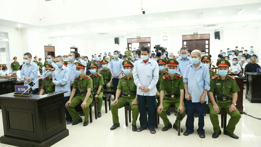 Đồng Tâm: Liên Hiệp Châu Âu phản đối Việt Nam về hai bản án tử hình
