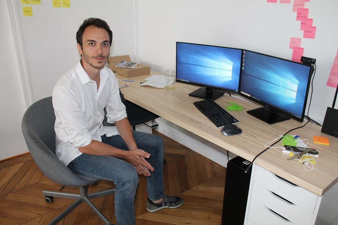 Édouard Nattée et sa compagnie ont créé une application qui nettoie automatiquement les boîtes mails des utilisateurs.