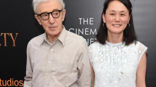 Woody Allen và Soon-Yi Previn.