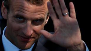 Shugaban kasar Faransa Emmanuel Macron