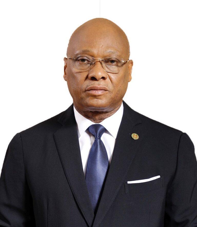 Presidente da Comissão da Comunidade Económica de Estados da África Ocidental (CEDEAO) Jean-Claude Kassi Brou.