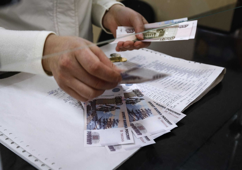 Le rouble a perdu 10% de sa valeur face au dollar depuis le début de l'année.