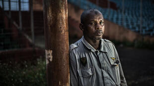 Ibrahima Diallo a été piétiné en essayant de s'échapper pendant le massacre du 28 septembre 2009. «A l'entrée du stade, les militaires étranglaient des gens à mort. Certains les poignardaient.»