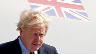 Premiê  britânico, Boris Johson, faz sua estreia internacional na cúpula do G7.