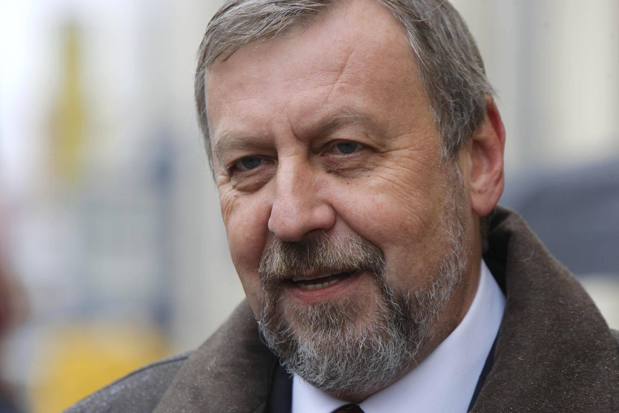 Андрей Санников, лидер гражданской кампании «Европейская Беларусь».