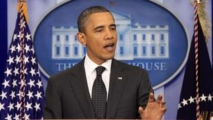 President Barack Obama , confident a deal will be reached