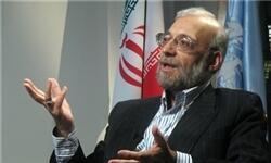 محمدجواد لاریجانی رئیس ستاد حقوق بشر قوه قضائیه
