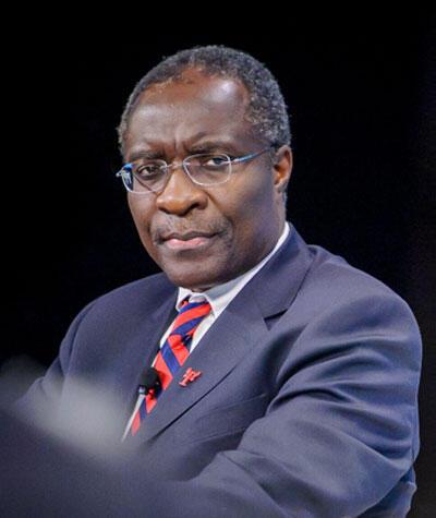 Christopher Fomunyoh est le responsable Afrique au National Democratic Institute (NDI) basé à Washington. Ici, au Forum sur la sécurité internationale d'Halifax en 2014.