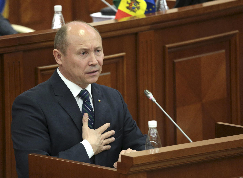 Бывший глава правительства Молдавии Валерий Стрелец