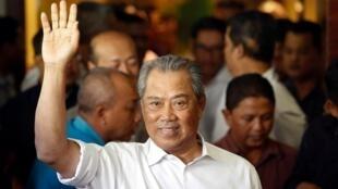 نخست وزیر جدید مالزی از سوی پادشاه منصوب شد