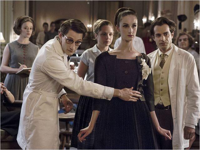 """Yves Saint-Laurent"", la película, se estrena este miércoles 8 de enero en las salas francesas."