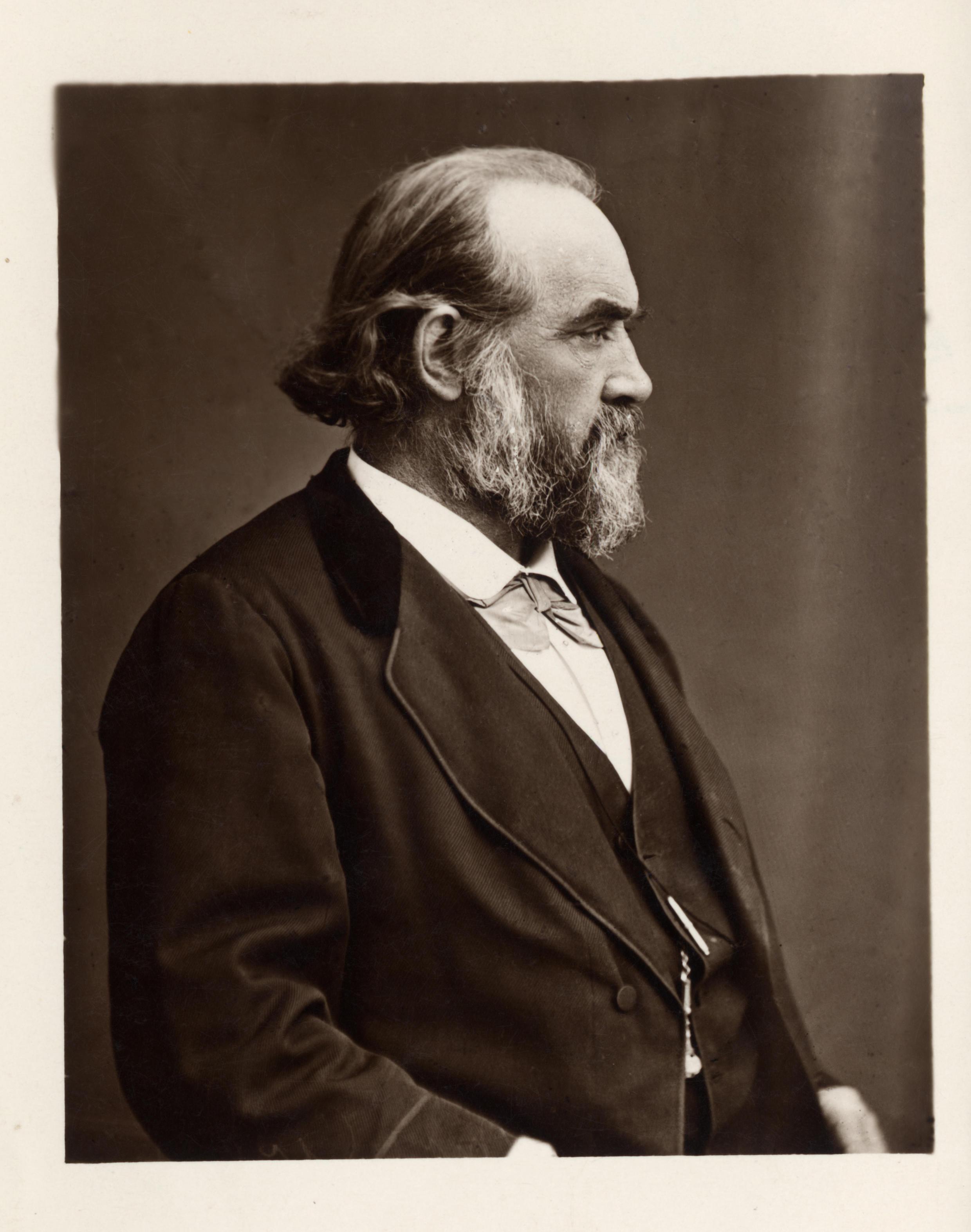 Jean-Baptiste André Godin, industriel, fondateur du Familistère.