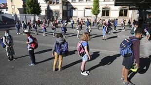 2020-06-22 france education schools children return covid-19