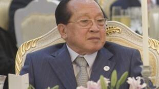 Ngoại trưởng Cam Bốt Hor Namhong