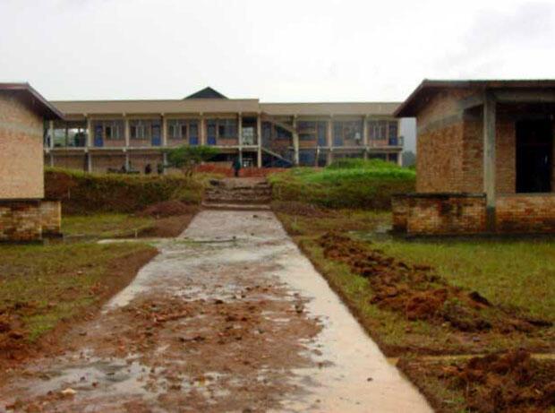 The Murambi Genocide Memorial in Rwanda