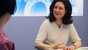 Ursula Gauthier speaks to France 24