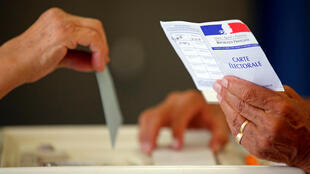 La mayoría de los franceses optó por la abstención.