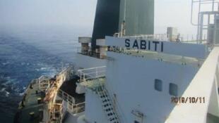 نفتکش سابیتی در نزدیکی جده در دریای سرخ دچار سانحه شد.