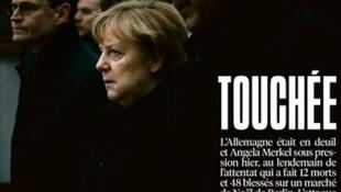 Capa do jornal Libération desta quarta-feira (21).