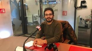 Luaty Beirão, activista luso-angolano