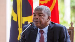 Rais wa Angola João Lourenço.