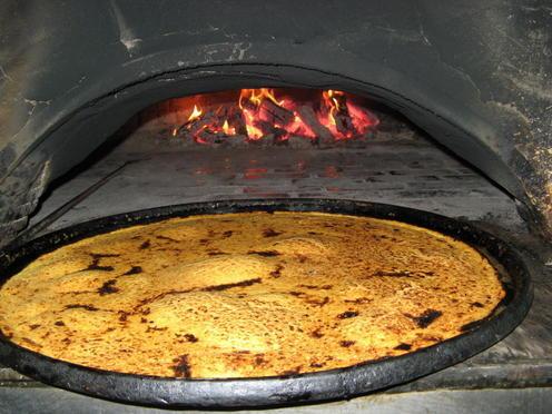 Так готовят сокку в Ницце