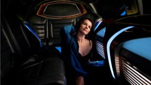 Juliette Binoche dans «Cosmopolis» de David Cronenberg.