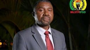 Jorge Bom Jesus, primeiro-ministro indigitado de São Tomé e Príncipe