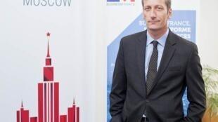 Пьеррик Боннар, глава представительства по торговле и инвестициям, был выслан из Москвы в марте этого года