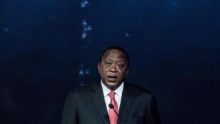 Lors de son interview de fin d'année, le président Uhuru Kenyatta a maintenu le cap malgré les critiques.
