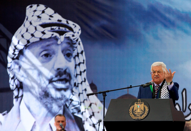 Agé de 81 ans, Mahmoud Abbas a été reconduit à la présidence du Fatah le 29 novembre 2016.