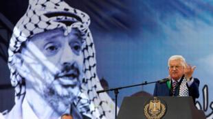 Mahmoud Abbas, ici 29 novembre 2016, président de l'Autorité palestinienne.
