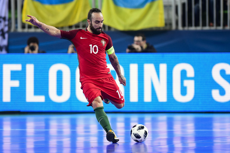 Ricardinho - Futsal - Desporto - Accs - França - Portugal
