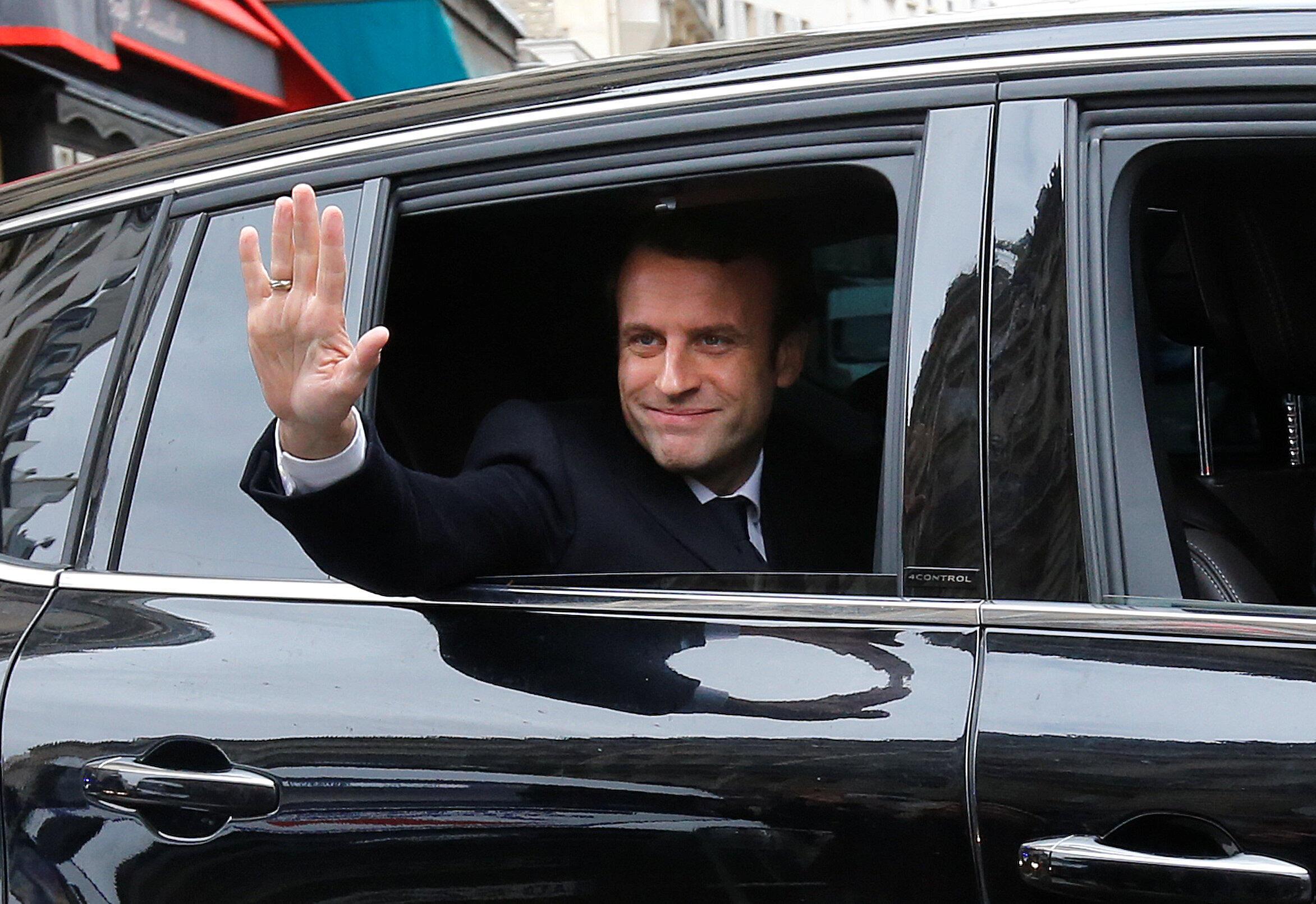 Emmanuel Macron a été élu dimanche 7 mai, président de la République française.