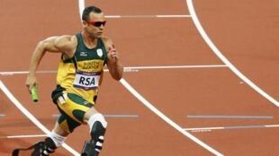 O corredor sul-africano Oscar Pistorius deverá ser uma das grandes estrelas dos Jogos Paralímpicos de Londres.