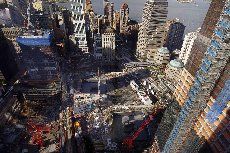 Le site du World Trade Center après le 11-Septembre s'est appelé Ground Zero, ce qui signifie en anglais « l'emplacement d'un désastre faisant beaucoup de dégats ».