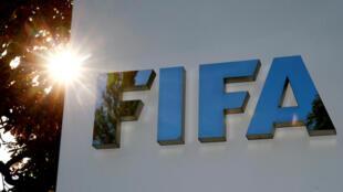 Logo de la FIFA .
